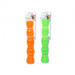 Pawise Juguetes TPR Squeaky con Sonido  - Stick 18cm
