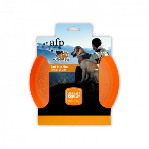 All For Paws Frisbee Antimordida OutDoor Dog
