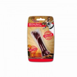 Juguete Masticable BBQ Grillers All For Paws - Hueso S 10cm