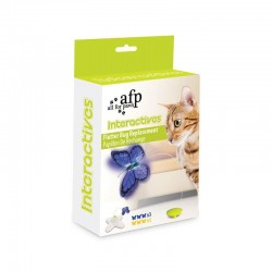 All For Paws Simulador de Vuelo Mariposa Interactivo  - Mariposas 6Pc