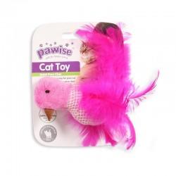 Pawise Juguetes 100% Catnip - Pájaro