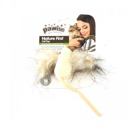 Pawise Ratones Peludos Nature First