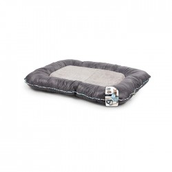 All For Paws Colchoneta Vintage Gris - M 82x62x10cm