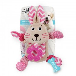 All For Paws Juguete Cachorro Dental - Conejo Comforting 35cm