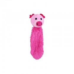 Pawise Happy Tail Juguete que bota  - Cerdo 27cm