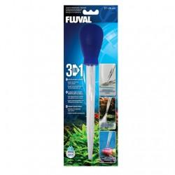 Aspiradora y Dosificador 3 en 1 Fluval - Pequeña 28cm