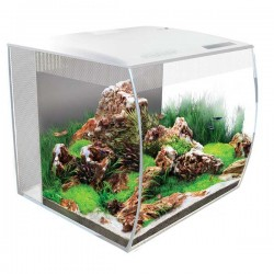 Acuario kit Fluval Flex - Blanco 57 L