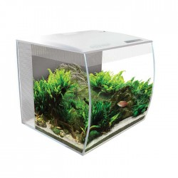 Acuario kit Fluval Flex - Blanco 34 L