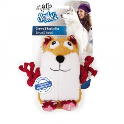 All For Paws Peluche Snowy & Knotty Snow World - Zorro