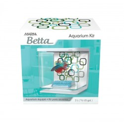 Kits Betta 2 litros MARINA - Geo Bubles