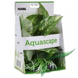 Plantas Decor FLUVAL - Lizard/ Base 17 cm