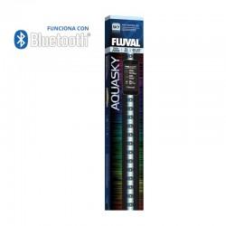 Pantallas de Iluminación Bluetooth Fluval AquaSky Led  - 25w 83-106cm