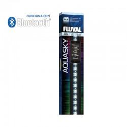 Pantallas de Iluminación Bluetooth Fluval AquaSky Led  - 16w 53-83cm