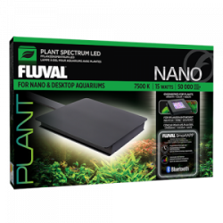 Pantallas de Iluminación Bluetooth Fluval Plant Spectrum 3 - Nano 15w 12.7x12.7cm