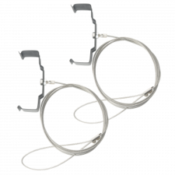 Kit de Sujeción para Iluminación Fluval Led 3.0 - Cable
