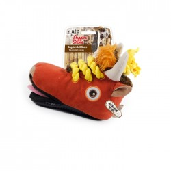 All For Paws Peluche Botines Doggies' Shoes - Toro 19x15x15cm
