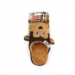 All For Paws Peluche Zapatilla de casa Doggies' Shoes - Mono 22x15x9cm