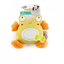 All For Paws Peluches Pups - Rana 11x11,5x4,5cm