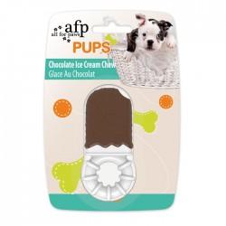 All For Paws Juguetes de goma Pups - Helado 12x5,5x1,3cm