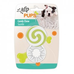 All For Paws Juguetes de goma Pups - Piruleta 11x6x1,3cm