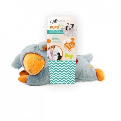 All For Paws Peluches  Acompañamiento Pups 38x20x18cm - Con Latido