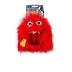 All For Paws Gorros Monstruosos Monster Bunch  - Rojo