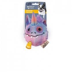 All For Paws Peluches Monstruosos Monster Bunch - Bola Púrpura 12x9x8,3cm