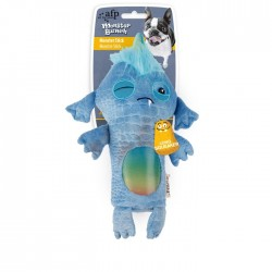 All For Paws Peluches Monstruosos Monster Bunch - Stick Azul 28x16x16cm