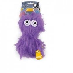 All For Paws Peluches Monstruosos Monster Bunch - Pelos Púrpura 25x13x5,5cm