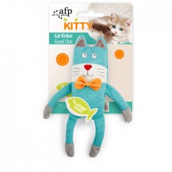 All For Paws Juguetes para gatitos Kitty  - Gato Kicker 24,5x19,5x5cm