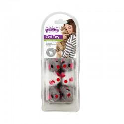 Pawise Pack de ratones y pelotas