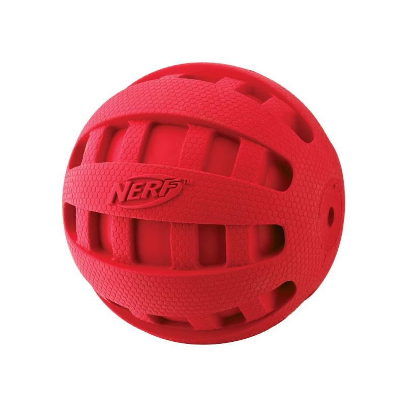 Nerf Dog Rugby Ball: Pelota Trackshot Nerf