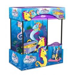 Kit Acuario infantil Unicornio Marina