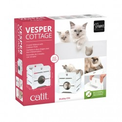 Catit Vesper Cottage  - Blanco
