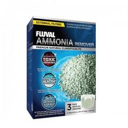 Eliminador de Amoniaco Fluval - 3x210g