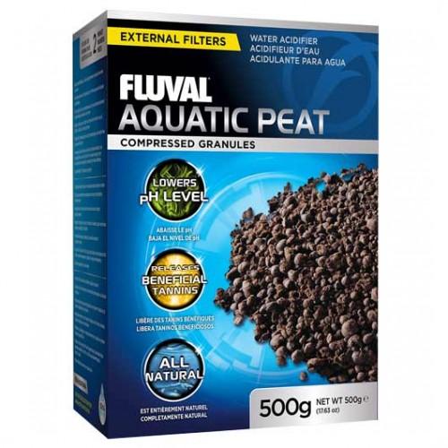 Turba en grano para filtro externo Fluval