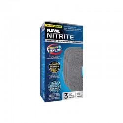 Almohadillas Filtrantes Químicas para Fluval Serie 07 - Eliminador Nitrito 107/207