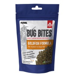 Fluval Bug Bites Gránulos Formula Agua Fria - 100g 5-7mm