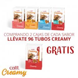 Promo Creamy - Nuevos Sabores