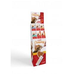 Promo Creamy - Expositor 4 Sabores