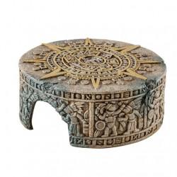 Cueva Calendario Azteca Exoterra - Mediano 18x7,5cm