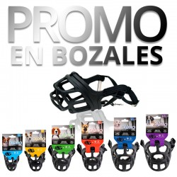 Promo Pack Bozales Alpha Zeus