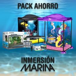 Pack Ahorro Inmersión Marina