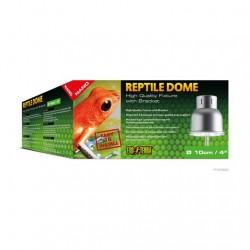 Portalámpara Reptile Dome Nano Exo Terra - Domo con Bracket