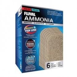 Almohadillas Filtrantes Químicas para Fluval Serie 07 - Eliminador Amoniaco 307/407