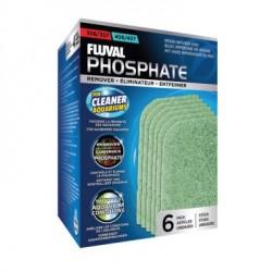 Almohadillas Filtrantes Químicas para Fluval Serie 07 - Eliminador Fosfato 307/407