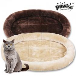 Cama ovalada Pawise para gatos