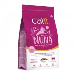 Catit Nuna pienso de proteína de insecto con pollo - 5kg