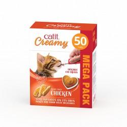 Catit Creamy de Pollo - 50 und