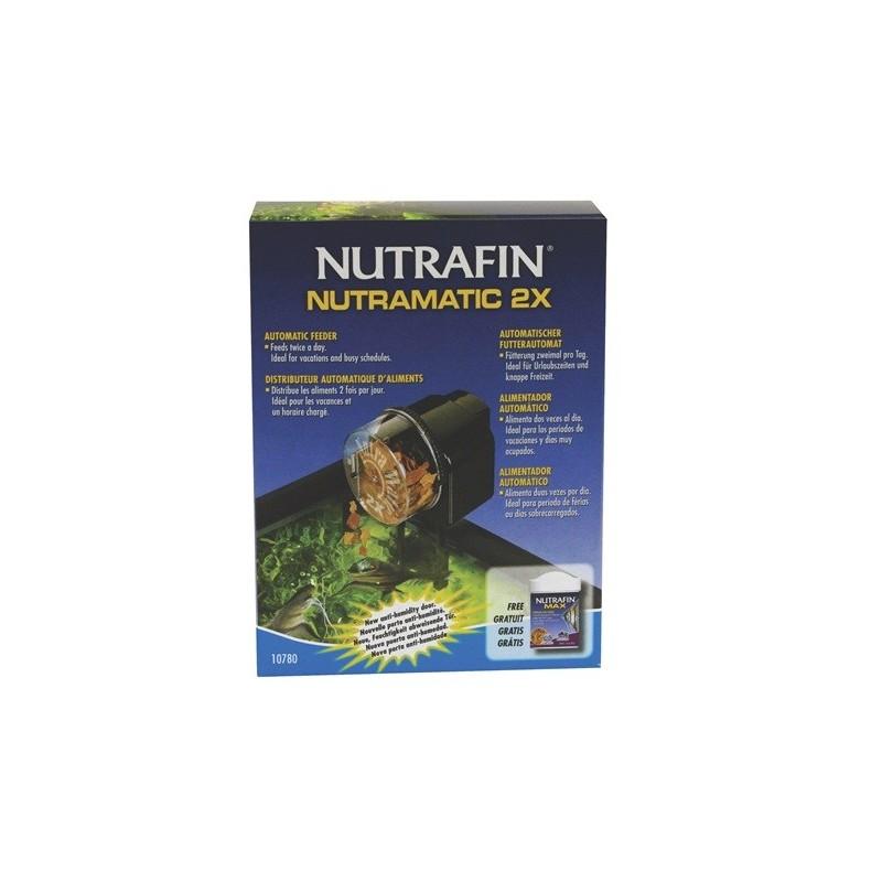 Comedero automatico nutrafin for Comedero automatico para peces